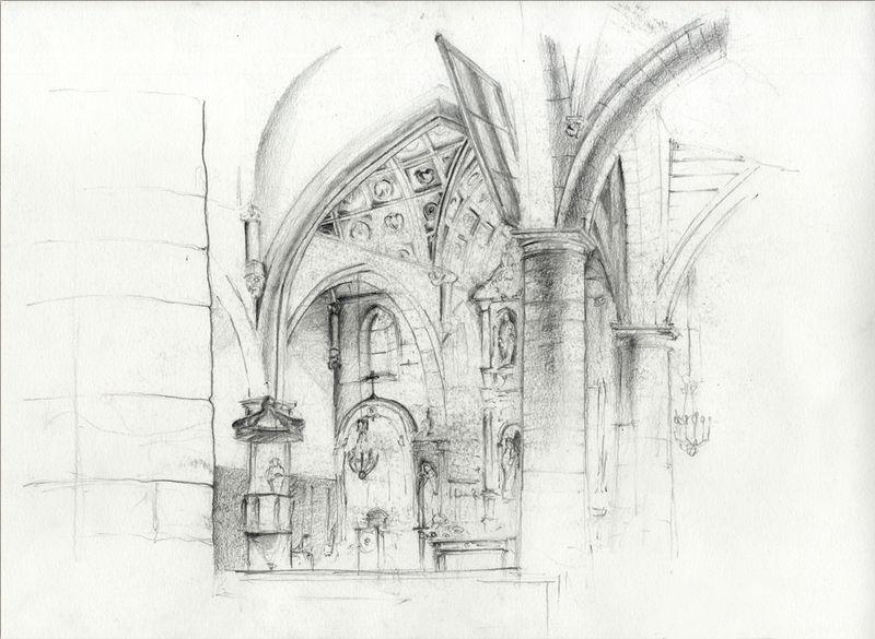 Église Saint Gildas Auray