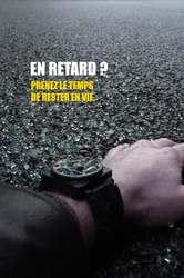 Affiche sécurité routière